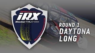 iRacing Rallycross World Championship | Round 1 at Daytona Long