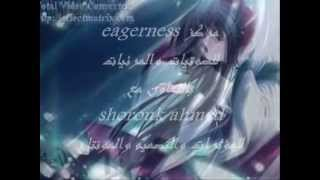Ahmed Alaa - Khayef with pictures anime