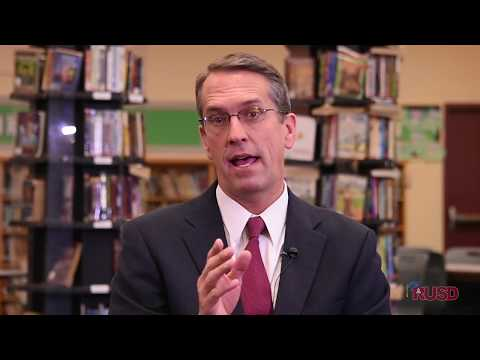 Riverside Unified School District Superintendent's Message on the California Dashboard