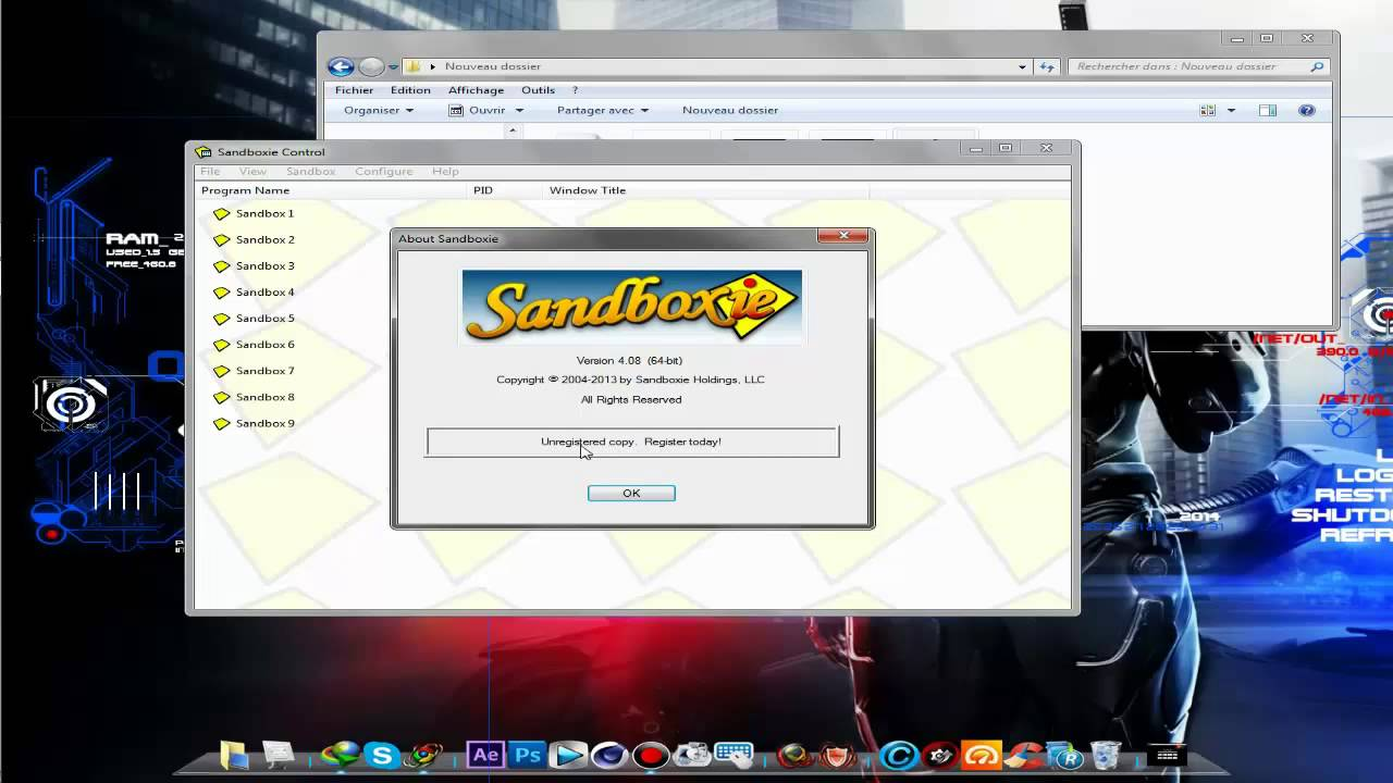 Sandboxie 4.08 Crack 2014 [WORKS √ ] - YouTube