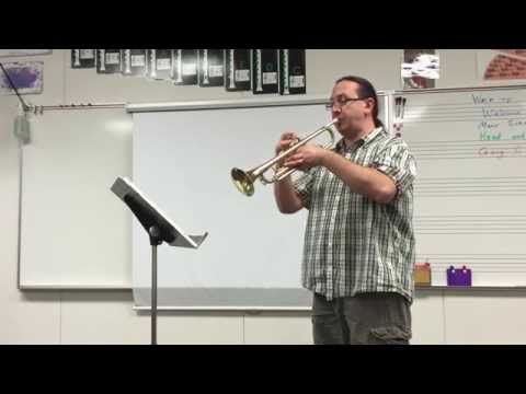 Trumpet Essential Elements pg 4-5