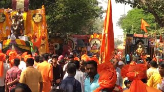 People celebrate Shivjayanti with fervour in Pune