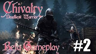Chivalry: Deadliest Warrior BETA (PC) Gameplay#2 [HD]