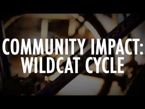Manhattan Tonight - Community Impact: Wildcat Cycle