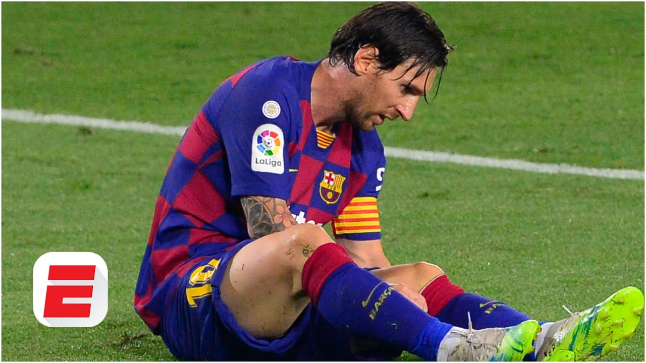 Barcelona vs. Bilbao reaction: Barca 'PREDICTABLE, REPETITIVE & BORING' - Frank Leboeuf   La Liga - ESPN UK thumbnail