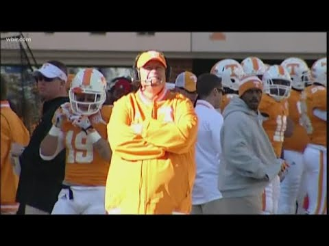 Vols expected to hire Jim Chaney as OC