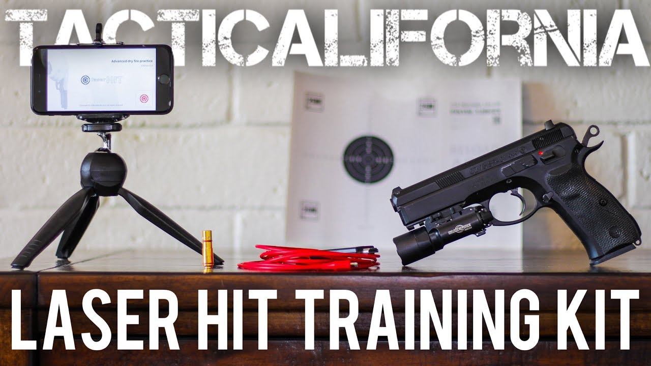 THE BEST DRY FIRE TOOL: LASER HIT TRAINING KIT REVIEW