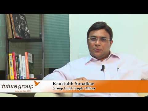 Kaustubh Sonalkar - Group Chief People Officer