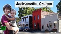 A Little Tour of Historic Jacksonville, Oregon