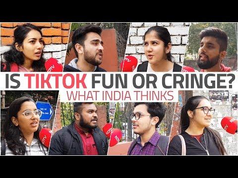 Is TikTok Entertainment Or Cringeworthy? We Ask The People
