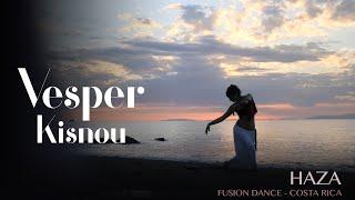 KISNOU- Vesper - Haza Freestyle @ Costa rica