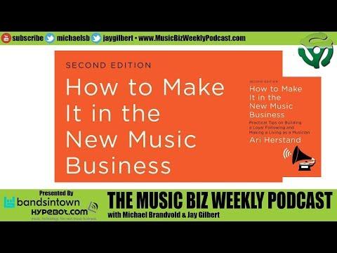 Ep. 399 Ari Herstand Effective Playlist Strategies and Facebook Ads