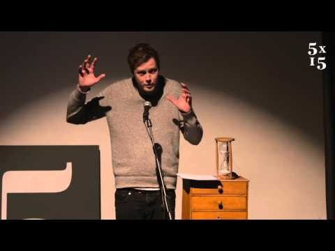 Max Porter @ 5x15 - Grief is the Thing with Feathers