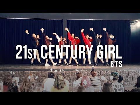 BTS (방탄소년단) - 21st Century Girl Dance cover by SPARKLE @KBuzz