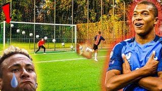 DIE ULTIMATIVE MBAPPE FUSSBALL CHALLENGE II Humlae TV
