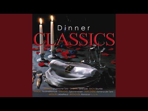 Serenade for Strings in E Minor, Op. 22: II. Tempo di Valse