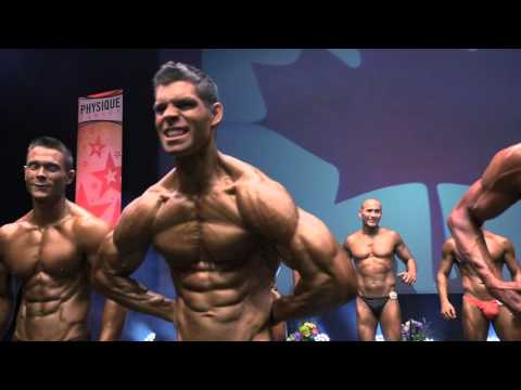 2015 Physique Canada Canadian Championships - Tier 1 Pro Men's Bodybuilding
