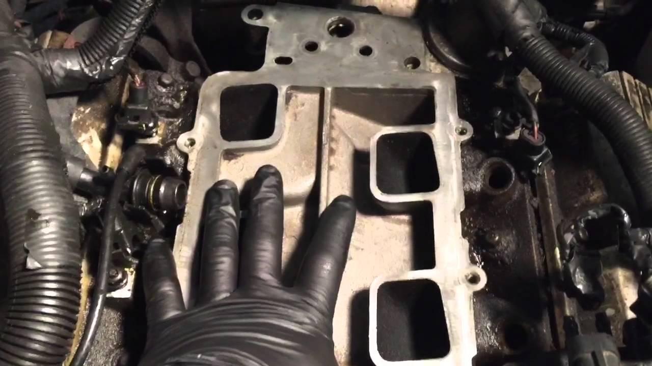 1995 Through 2008 General Motors 3800 Coolant Leak Issue Youtube