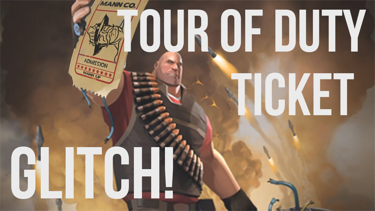 Tf2 Tour Of Duty Ticket Giveaway