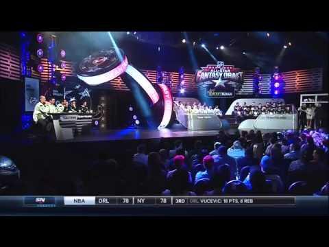 2015 NHL All Star Fantasy Draft - Picks #12 - 18. Part 4. January 23rd 2015. (HD)