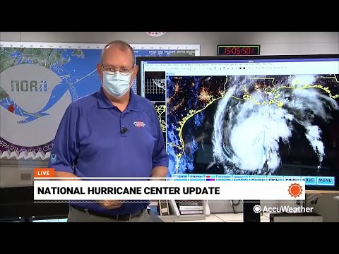 """National Hurricane Center warns """"significant wind event"""" from Zeta"""