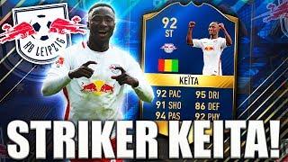 TOTS STRIKER KEITA 92!! HE IS WAY TOO GOOD! FIFA 17 ULTIMATE TEAM