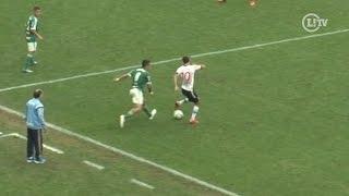 Drible humilhante e golaço! Nenê destrói o Palmeiras na Arena