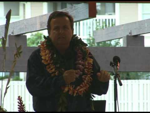 Gary Hooser in Maui 8/09
