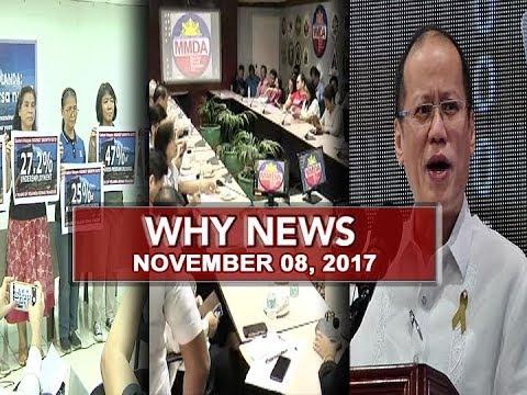 UNTV: Why News (November 08, 2017)