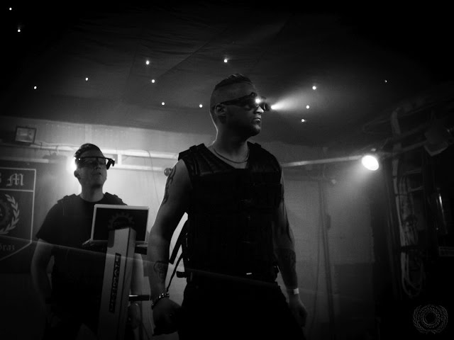System 84 - Live in Szombathely 26.3.2016 Snippet