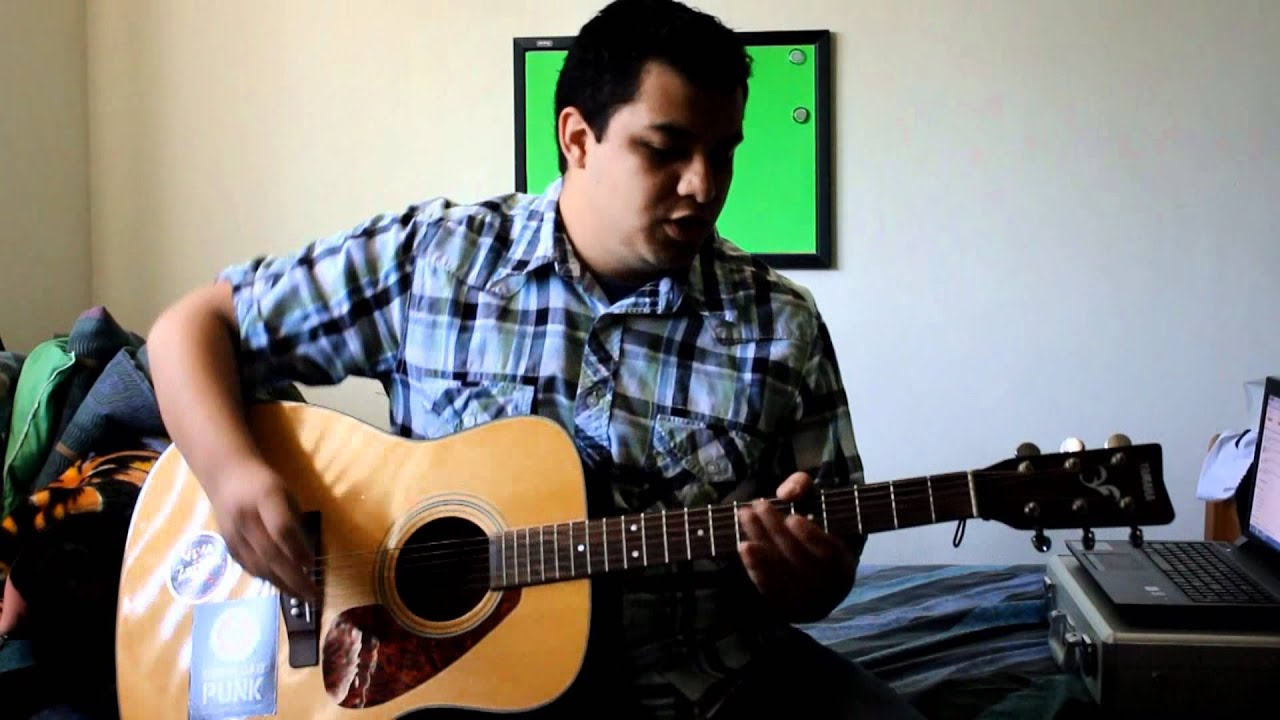 yamaha f325 acoustic folk guitar demo youtube