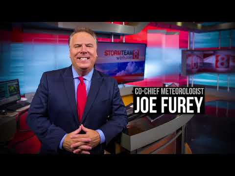 Meteorologist Joe Furey Joins Storm Team 8