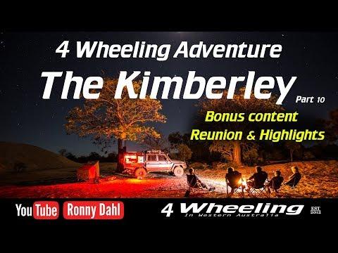 4 Wheeling Adventure The Kimberley, Reunion