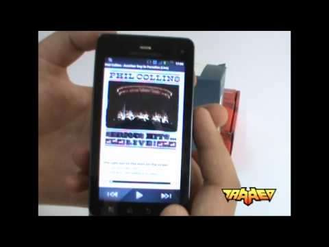 Review: Motorola Milestone 3