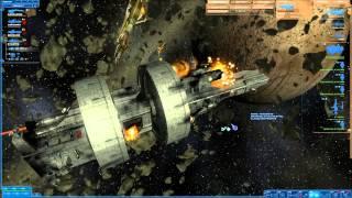 Nexus: The Jupiter Incident - Part 2 - Saving The Angelwing (twice!)