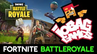 IOBAGG joaca Fortnite Battle Royale
