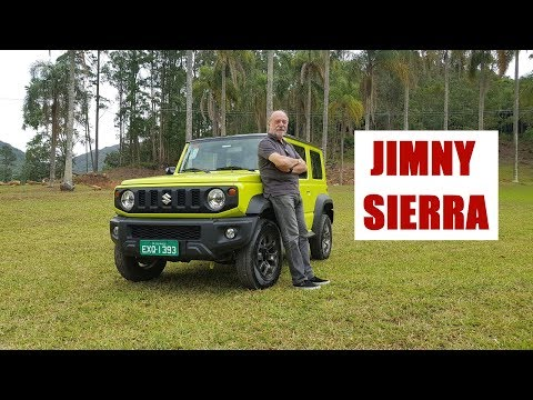 Jimny Sierra -