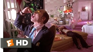 Fear and Loathing in Las Vegas (10/10) Movie CLIP - Too Much Adrenochrome (1998) HD
