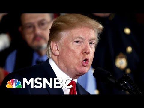 President Donald Trump Blames Jared Kushner For Bad Political Advice | Morning Joe | MSNBC
