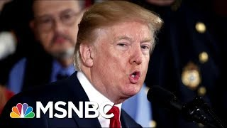 President Donald Trump Blames Jared Kushner For Bad Political Advice | Morning Joe | MSNBC
