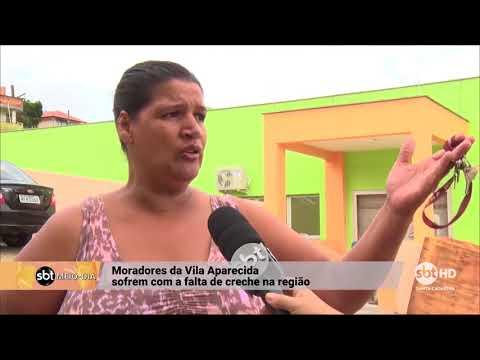 Creche na Vila Aparecida, em Florianópolis, ainda não tem prazo para ficar pronta