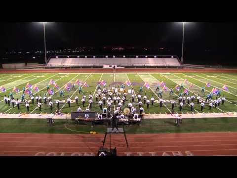ANHS Marching Band 2015 Finals Performance