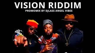 Vision One Riddim Mix Feat. Richie Spice, Morgan Heritage, Jah Mason, Queen Omega (Refix 2018)