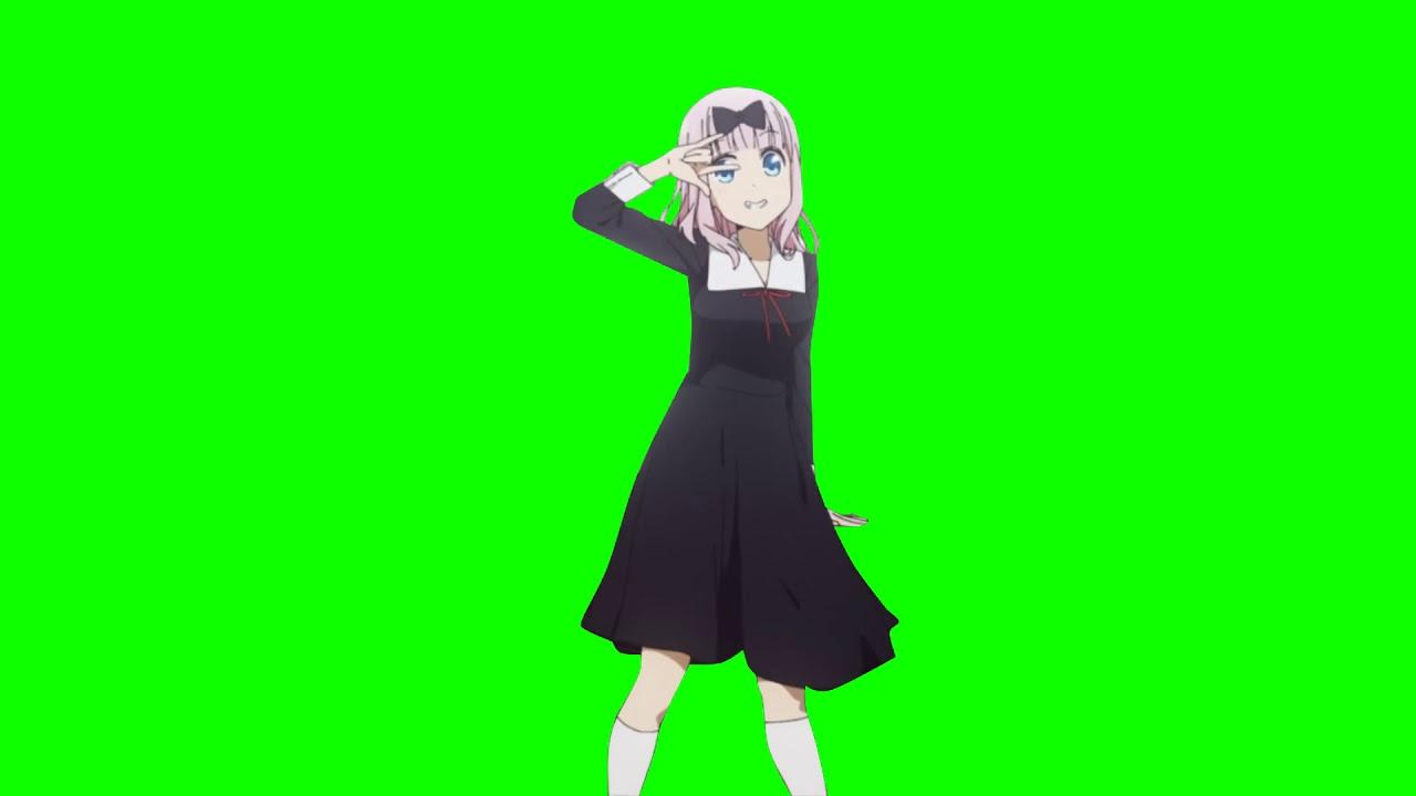 Chika Dance Green Screen Youtube