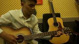 Mưa đêm tỉnh nhỏ - quay lại học ghita đệm hát