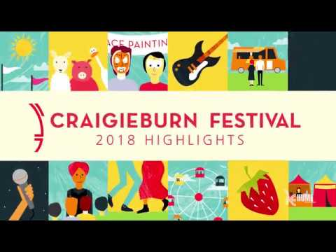 Hume City Council Craigieburn Festival 2018 Highlights