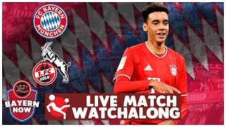 Bayern Munich vs FC Köln Live Match Watchalong (GOATs Of Football)