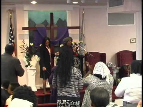May 5, 2014 Bishop Mary Alexander - If (PT2)