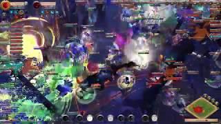 Albion Online: Blue Army vs ALONE: Elmwood Warcamp