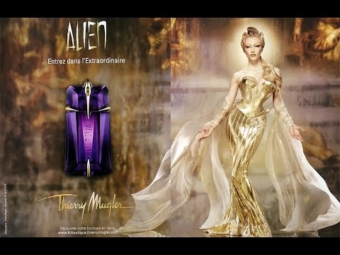 Thierry Mugler Alien Edp Fragrance Review (2005)